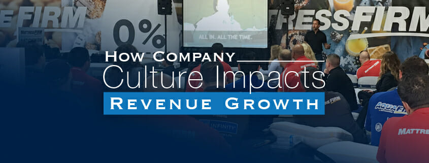 How Company Culture Impacts Revenue Growth