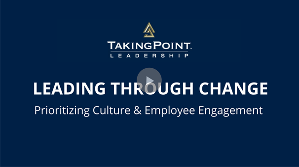 Prioritizing Culture and Employee Engagement