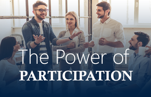 The Power of Participation and Employee Engagement in the Workplace