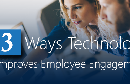 3 Ways Technology Improves Employee Engagement In The Workplace