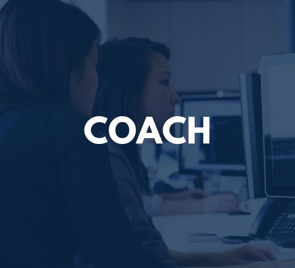 Coach & Mentor Program