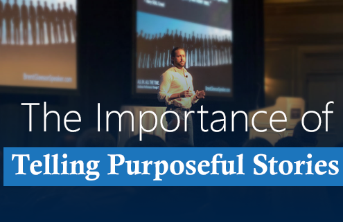 The Importance of Telling Purposeful Stories