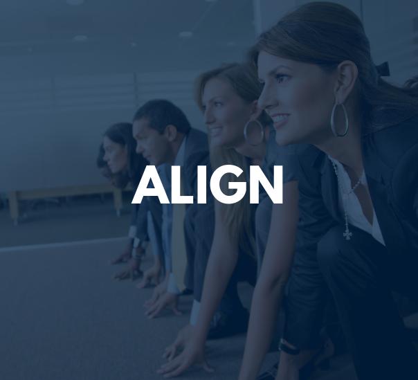 Alignment & Dissemination